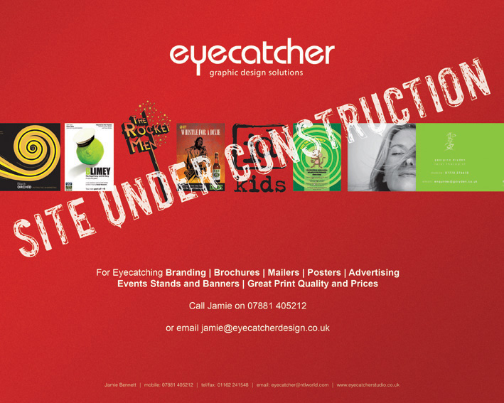 Eyecatcher Design